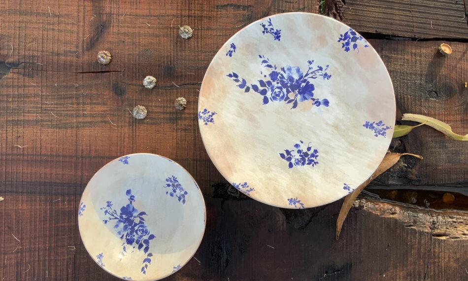 mesa violeta